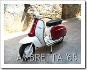 INNOCENTI LAMBRETTA 150 LI 1965