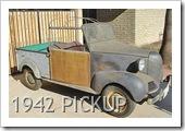 1942 CROSLEY PICKUP
