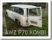 AWZ P70 KOMBI