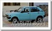 MARUTI 800 1ST GENERATION