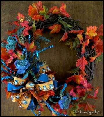 November 2009 wreath