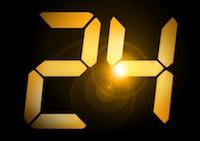 24 show goes carbon neutral