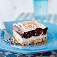 Cool, Creamy Chocolate Dessert
