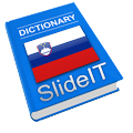 Android aplikacija SlideIT Slovenian QWERTY Pack na Android Srbija