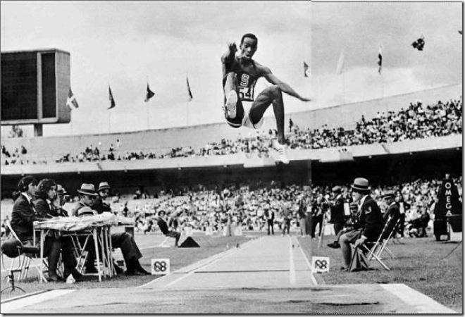 BobBeamon record de longitud de 1968