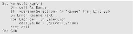 ErrorHandling Techniques in Excel VBA