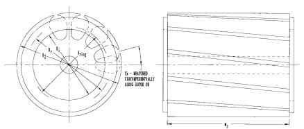 General Electric Induction Motor