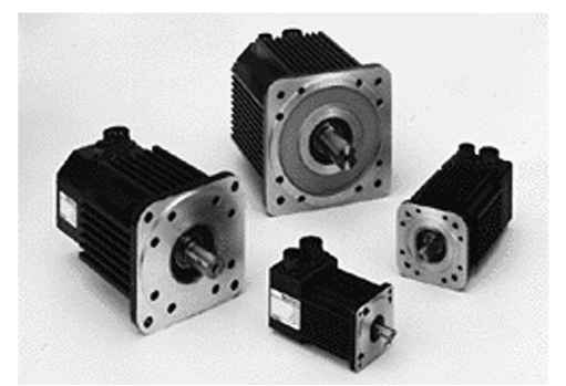 AC servomotor design