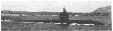 LosAngeles Submarine