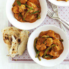 Chicken, Potato & Green Bean Curry
