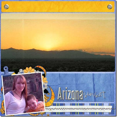 AZ-sunset