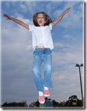 Mary's Big Jump
