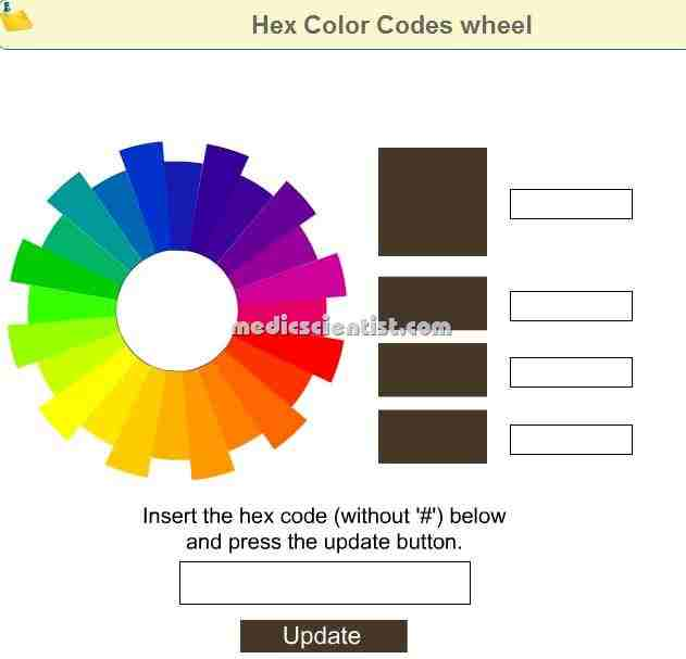 Hex Color Codes Generator and HTML color codes Generator 1