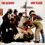 """pochette albun the jacksons """"goin'place"""""""