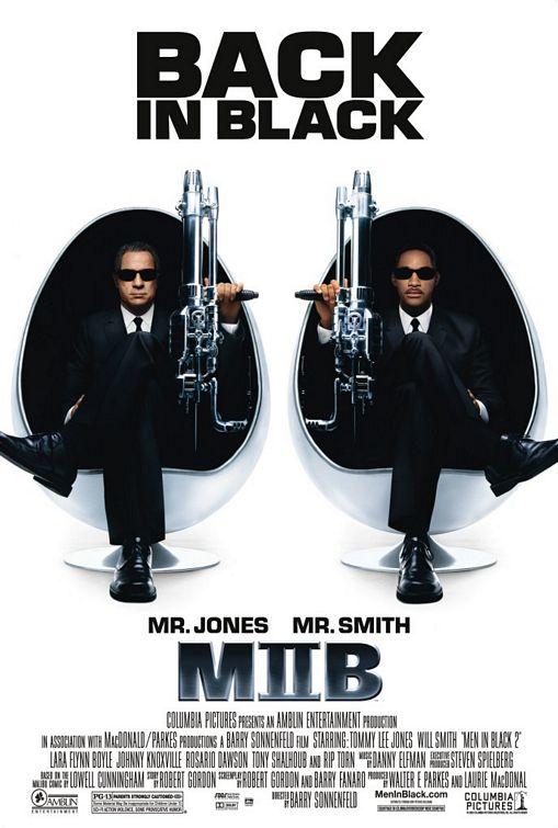 """jaquette afiche film """"men in black 2"""" michael jackson"""