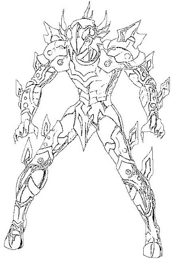 Saint Seiya COLORING PAGES | Coloring Pages