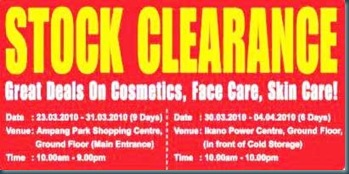 Guardian-Stock-Clearance-Sale-at-IKANO-Power-Centr