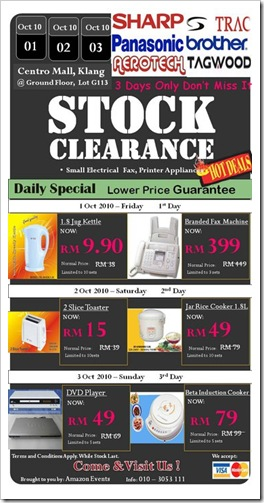 Centro_Mall_Electrical_Stock_Clearance