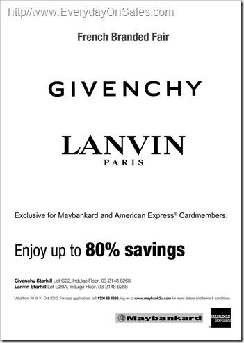 Givenchy-Lanvin-Sale