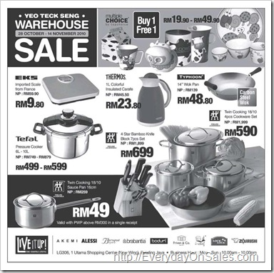 YeoTeckSeng_Warehouse_Sale