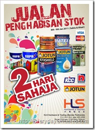 HLS-Paint-Clearance-Sale