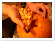 pumpkin carving 011