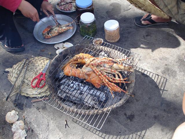 Nha Trang, Vietnam street food