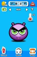 Screenshot of Angry Pou