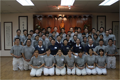 2009年1月18日,攝於吉隆坡分會慈青學長共識營