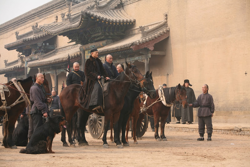 A scene from Christina Yao's EMPIRE OF SILVER