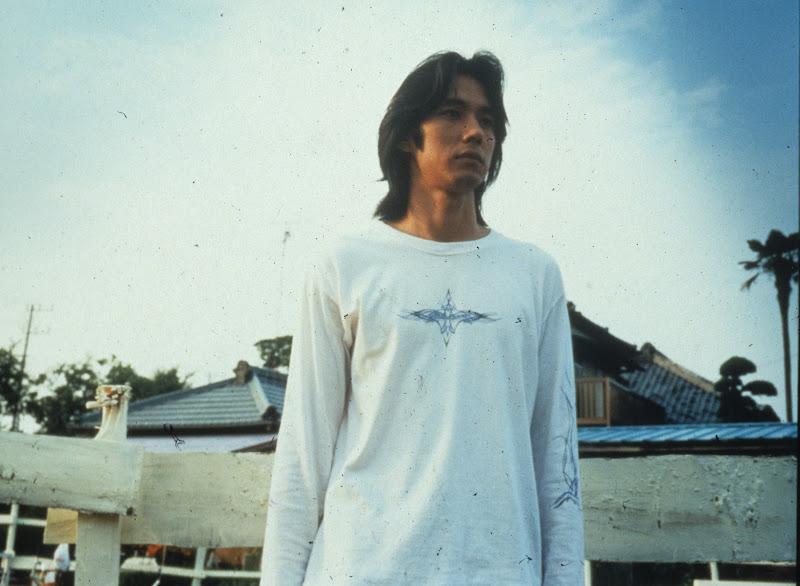 Hidetoshi Nishijima as Yutaka in License to Live
