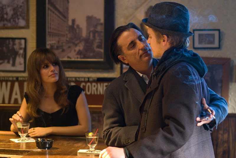 Rachel Bilson, Andy Garcia and Hayden Christensen star in NEW YORK, I LOVE YOU.  Photo courtesy of Vivendi Entertainment