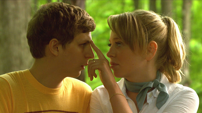 Michael Cera and Portia Doubleday star in YOUTH IN REVOLT, directed by Miguel Arteta