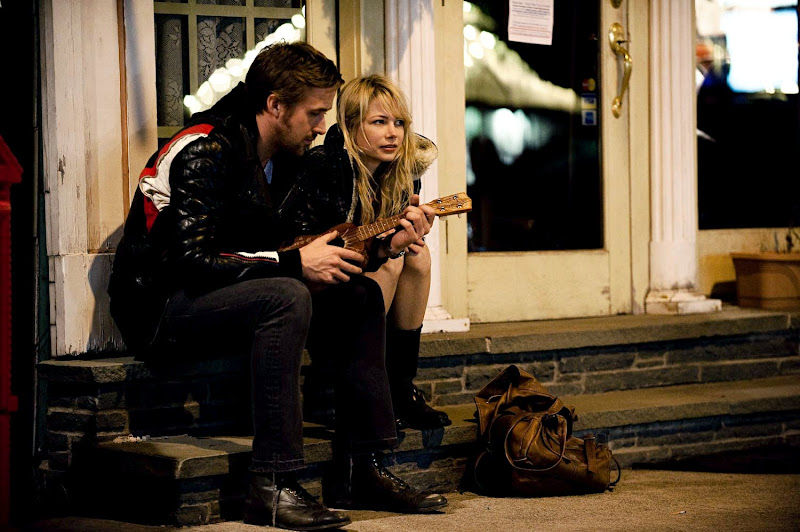 Ryan Gosling and Michelle Williams in BLUE VALENTINE