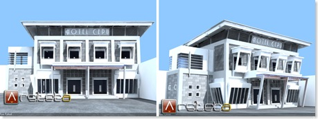 Hotel Cepu - First Phase