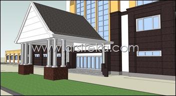 Hotel Luwu Desain1 - view1