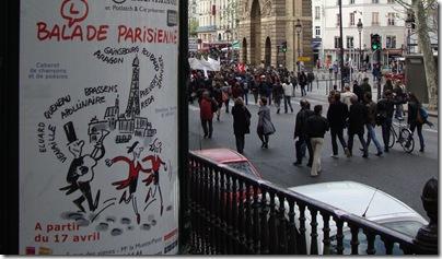 Paris Culture dans la rue