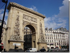 Paris Porte st Denis
