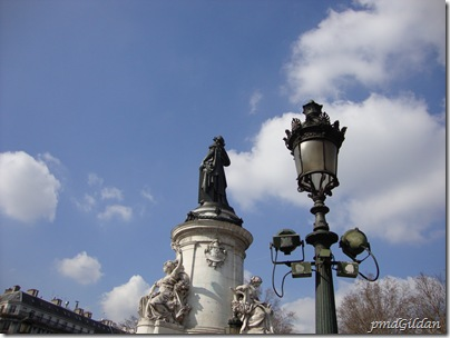 Paris Place de la République