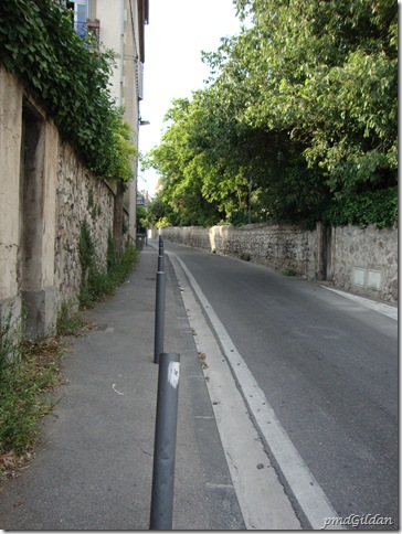 Marseille, Rue du Commandant Rolland