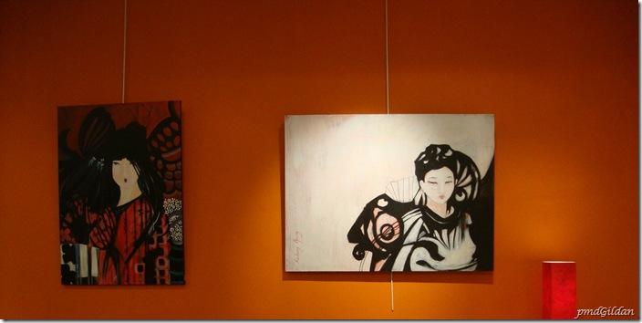 Geisha, V.R.A. Expo Talents, Ateliers d'Art de France