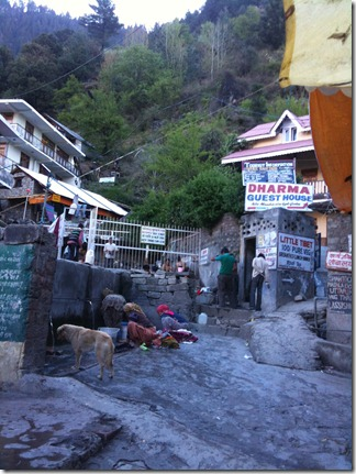 Manali - 08 - Hot springs