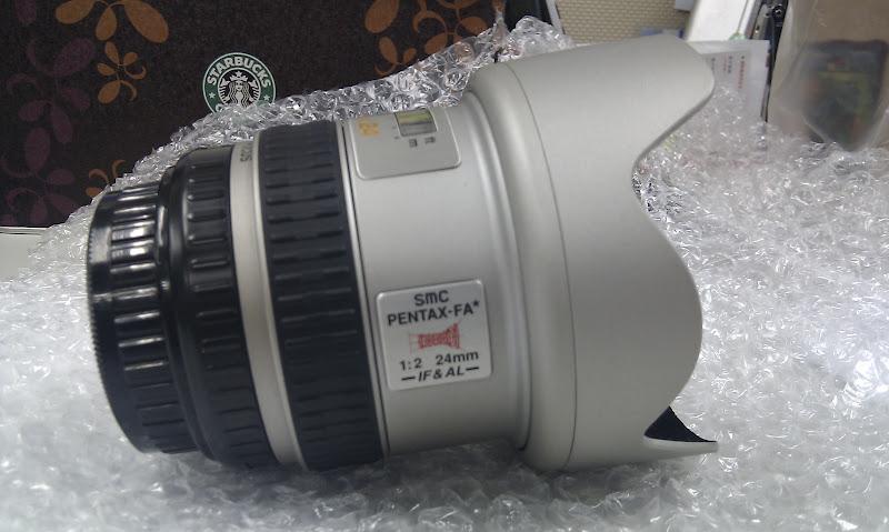 FA*24mm之不專業開箱文