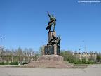 Памятник «Борцам за власть Советов»