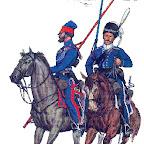 Казаки Донского и Бугского полков