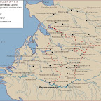 Земли Черноморского казацкого войска на Кубани