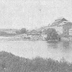 Река Буг в окрестностях Голты. С фотографии нач. ХХ в.