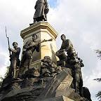Памятник Э.И. Тотлебену в Севастополе