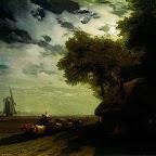 Чумаки. С картині И.К. Айвазовского 1885 г.