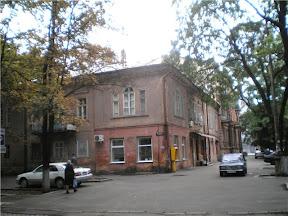 Дом Кирьяковых в Одессе. Современное состояние